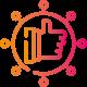 cliente-soddisfatto-icona-centro-gestione-utenze-livorno